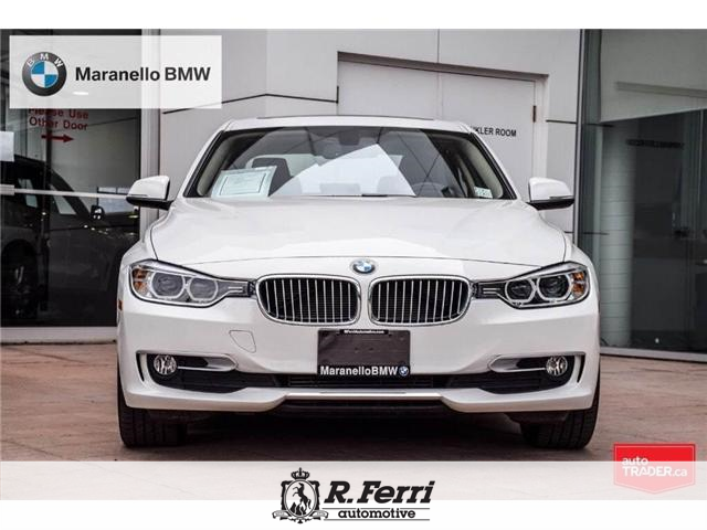 2014 BMW 320i xDrive (Stk: U8458) in Woodbridge - Image 2 of 23
