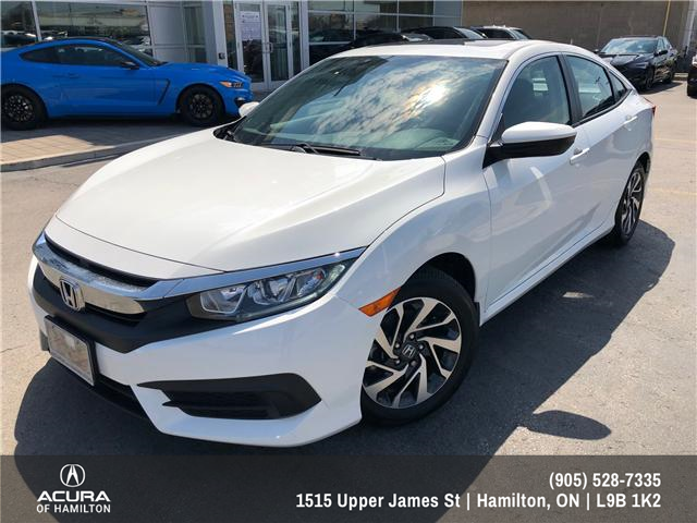 2016 Honda Civic EX (Stk: 1613740) in Hamilton - Image 1 of 15