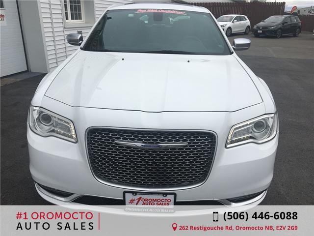2018 Chrysler 300 C (Stk: 525) in Oromocto - Image 2 of 18