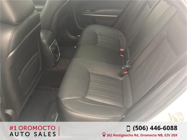 2018 Chrysler 300 C (Stk: 525) in Oromocto - Image 6 of 18