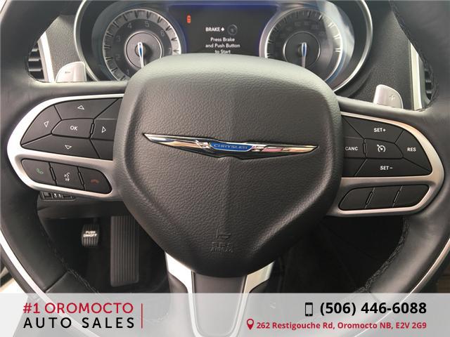 2018 Chrysler 300 C (Stk: 525) in Oromocto - Image 18 of 18