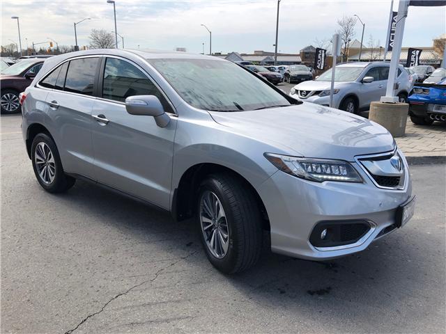 2017 Acura RDX Elite (Stk: 1713730) in Hamilton - Image 13 of 26