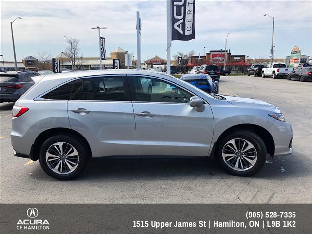 2017 Acura RDX Elite (Stk: 1713730) in Hamilton - Image 2 of 26
