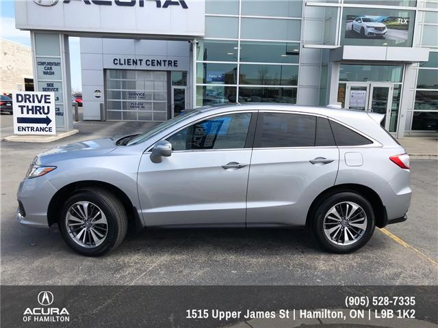 2017 Acura RDX Elite (Stk: 1713730) in Hamilton - Image 17 of 26