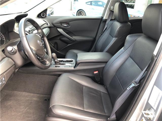 2017 Acura RDX Elite (Stk: 1713730) in Hamilton - Image 6 of 26
