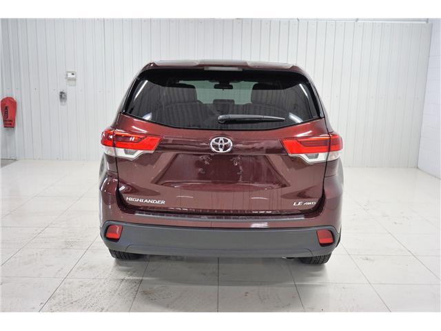 2017 Toyota Highlander LE (Stk: P5267) in Sault Ste. Marie - Image 4 of 22