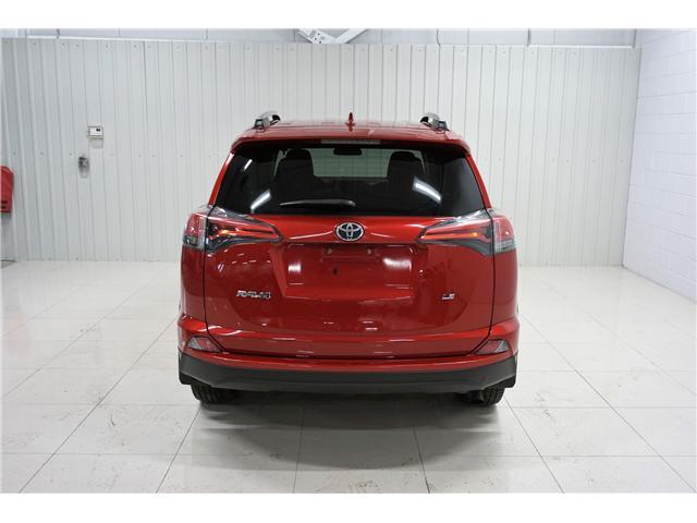 2017 Toyota RAV4 LE (Stk: P5287) in Sault Ste. Marie - Image 4 of 20