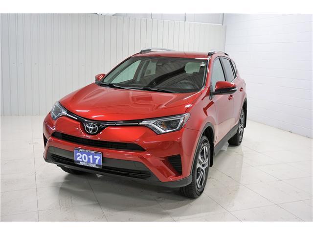 2017 Toyota RAV4 LE (Stk: P5287) in Sault Ste. Marie - Image 1 of 20