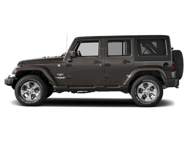 2017 Jeep Wrangler Unlimited Sahara (Stk: 180450A) in Ottawa - Image 2 of 9