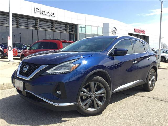 2019 Nissan Murano SV (Stk: A7759) in Hamilton - Image 1 of 27