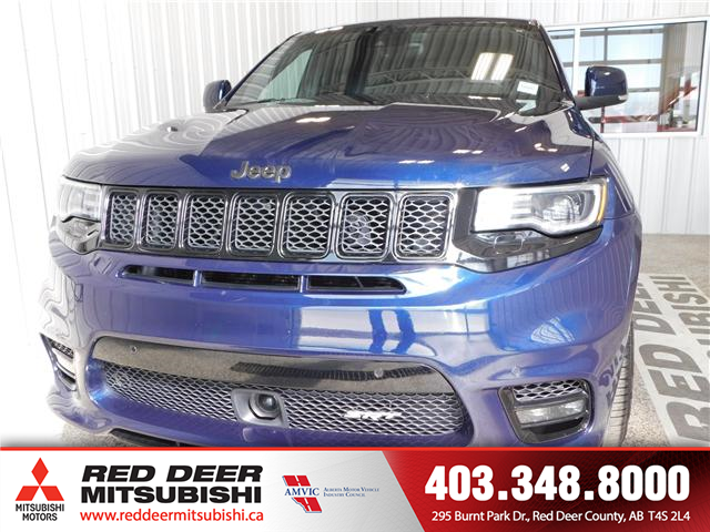 2017 Jeep Grand Cherokee 27L SRT (Stk: P8273A) in Red Deer County - Image 2 of 19