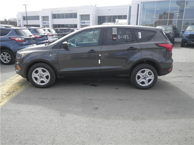 2019 Ford Escape S (Stk: 1913700) in Ottawa - Image 2 of 10