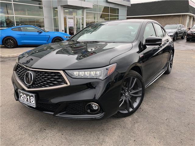 2018 Acura TLX Elite A-Spec (Stk: 1813760) in Hamilton - Image 1 of 18