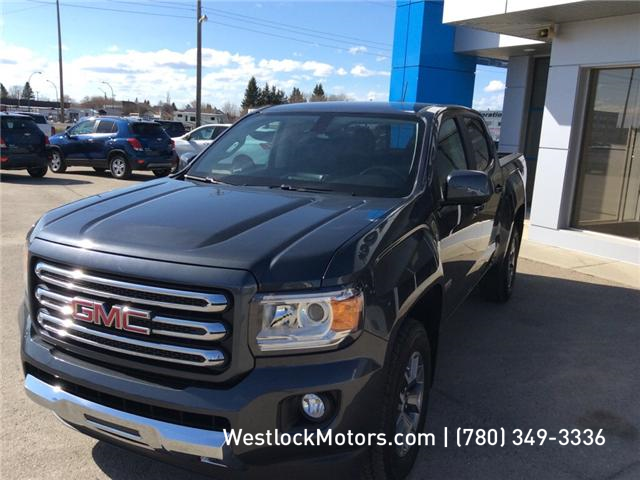 2016 GMC Canyon SLE (Stk: 19T129A) in Westlock - Image 3 of 17