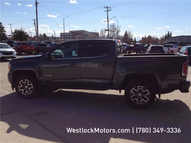 2016 GMC Canyon SLE (Stk: 19T129A) in Westlock - Image 4 of 17
