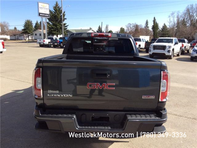 2016 GMC Canyon SLE (Stk: 19T129A) in Westlock - Image 5 of 17