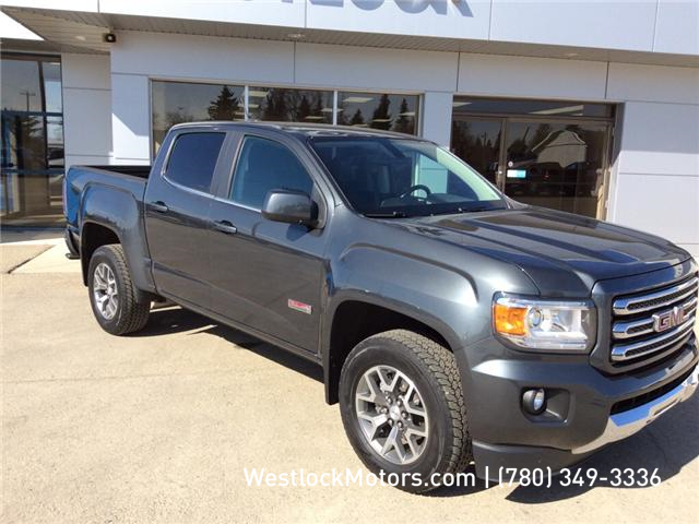 2016 GMC Canyon SLE (Stk: 19T129A) in Westlock - Image 6 of 17