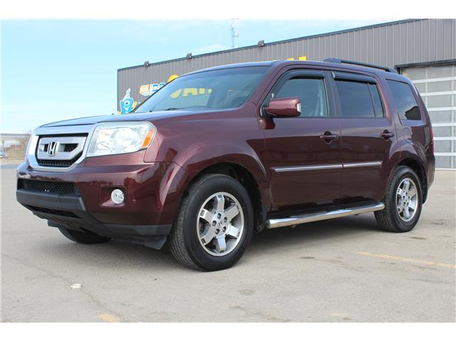 2010 Honda Pilot Touring (Stk: PT1635) in Regina - Image 1 of 23
