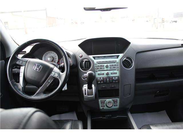 2010 Honda Pilot Touring (Stk: PT1635) in Regina - Image 10 of 23