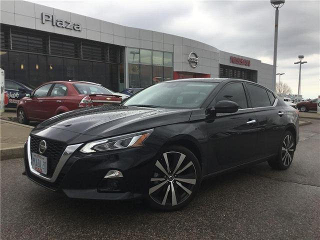 2019 Nissan Altima 2.5 Platinum (Stk: A7804) in Hamilton - Image 1 of 28