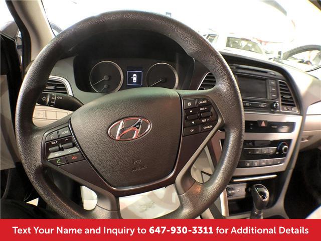 2015 Hyundai Sonata GL (Stk: 19959) in Mississauga - Image 15 of 19