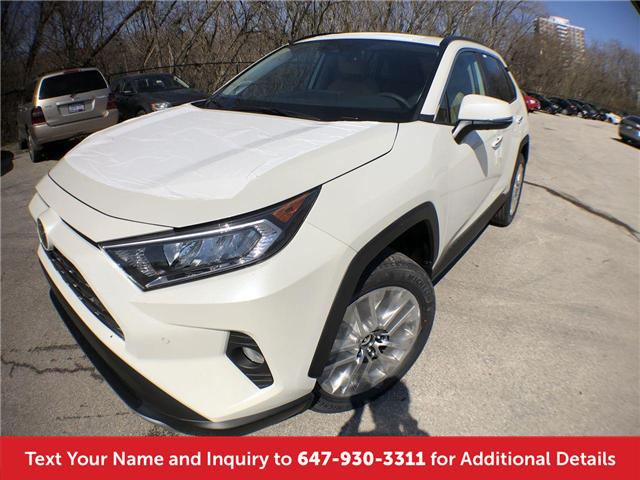 2019 Toyota RAV4 Limited (Stk: K8675) in Mississauga - Image 1 of 20
