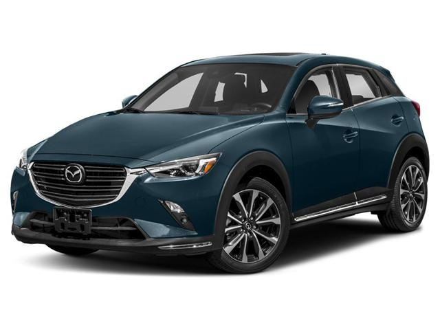 2019 Mazda CX-3 GT (Stk: P6949) in Barrie - Image 1 of 9