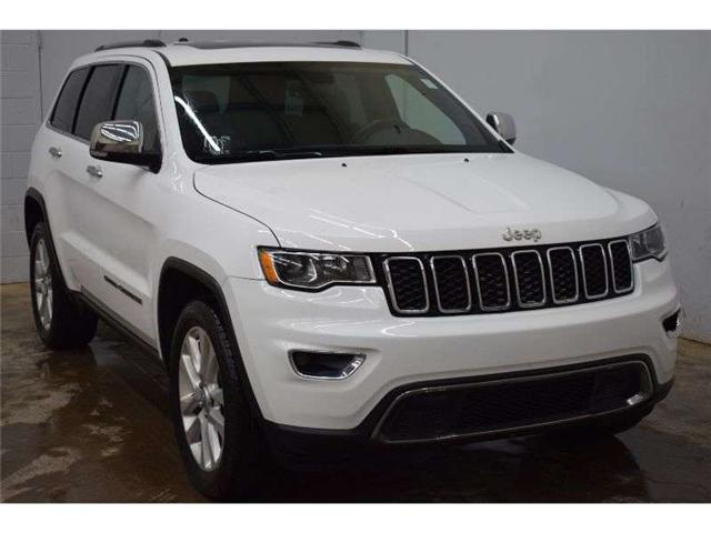 2017 Jeep Grand Cherokee LIMITED 4X4 - NAV * BACKUP CAM * LEATHER (Stk: B3797) in Kingston - Image 2 of 30