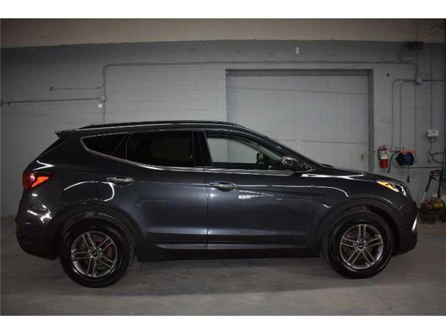 2018 Hyundai Santa Fe Sport SE AWD - BACKUP CAM | HEATED SEATS | LEATHER (Stk: B3735) in Napanee - Image 1 of 30