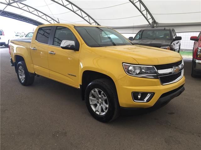 2015 Chevrolet Colorado LT (Stk: 165941) in AIRDRIE - Image 1 of 18