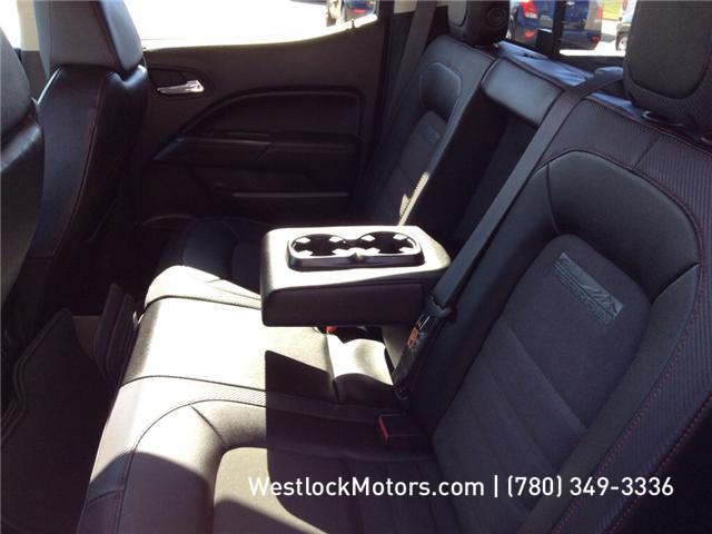 2016 GMC Canyon SLE (Stk: 19T129A) in Westlock - Image 13 of 17
