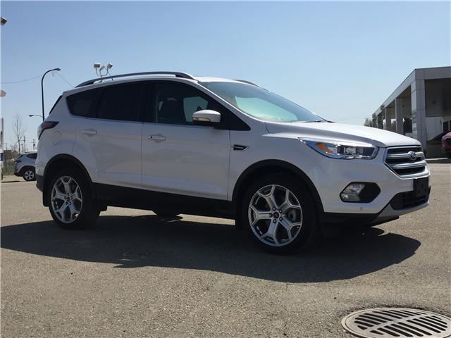 2018 Ford Escape Titanium (Stk: B7298) in Saskatoon - Image 1 of 27