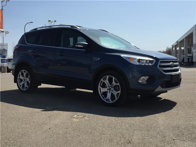 2018 Ford Escape Titanium (Stk: B7294) in Saskatoon - Image 1 of 27