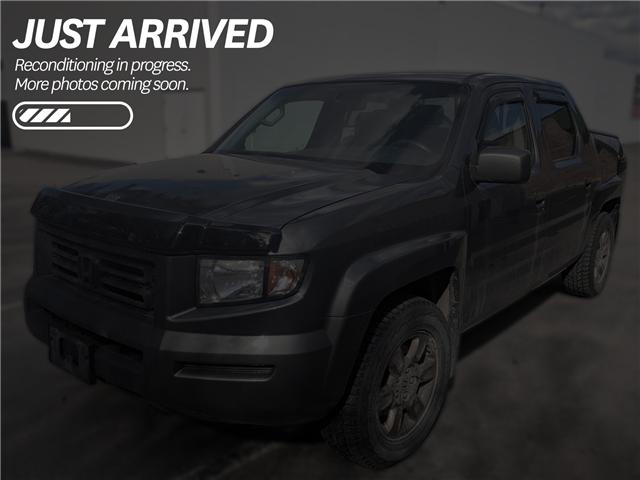 2007 Honda Ridgeline EX-L (Stk: B11631) in North Cranbrook - Image 1 of 1
