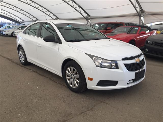2011 Chevrolet Cruze LS (Stk: 173891) in AIRDRIE - Image 1 of 16