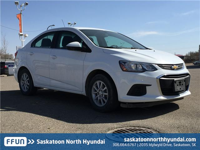 2017 Chevrolet Sonic LT Auto (Stk: B7320) in Saskatoon - Image 1 of 25