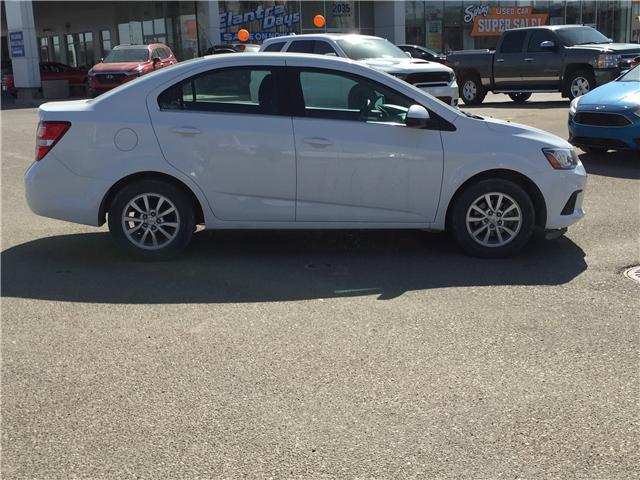 2017 Chevrolet Sonic LT Auto (Stk: B7320) in Saskatoon - Image 2 of 25