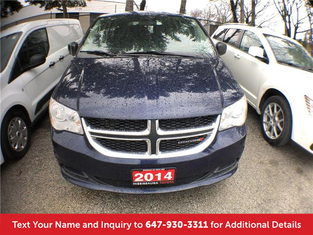 2014 Dodge Grand Caravan SE/SXT (Stk: K8584B) in Mississauga - Image 2 of 17