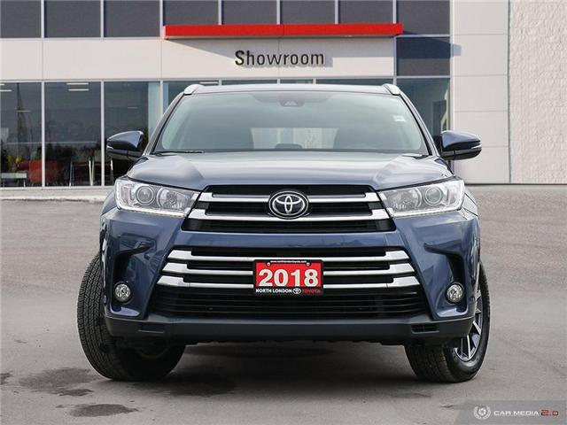 2018 Toyota Highlander XLE (Stk: A219332) in London - Image 2 of 27