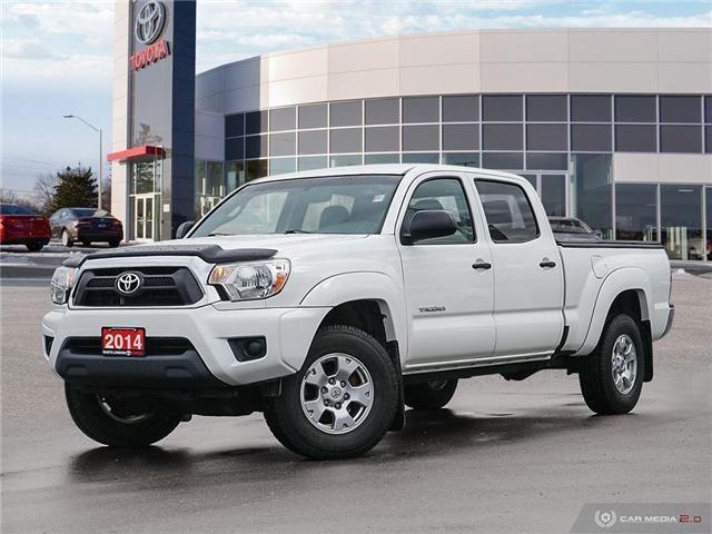 2014 Toyota Tacoma V6 (Stk: A219553) in London - Image 1 of 27