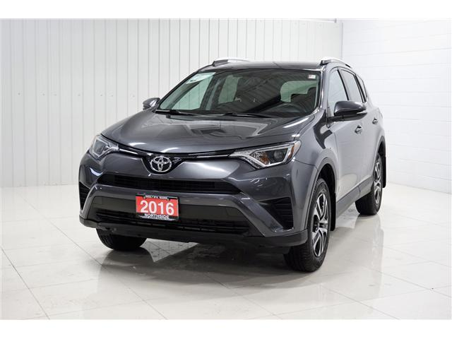 2016 Toyota RAV4 LE (Stk: P5315) in Sault Ste. Marie - Image 1 of 20
