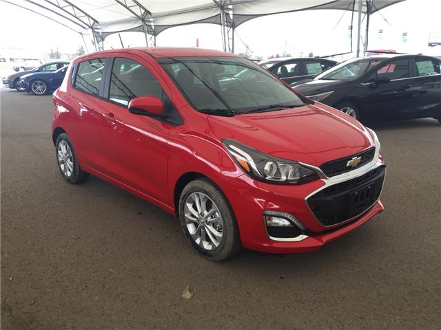 2019 Chevrolet Spark 1LT CVT (Stk: 174097) in AIRDRIE - Image 1 of 18