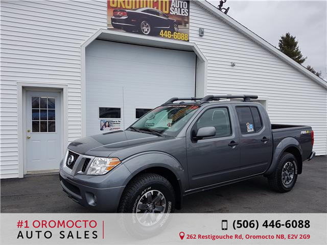 2019 Nissan Frontier PRO-4X (Stk: 665) in Oromocto - Image 1 of 16