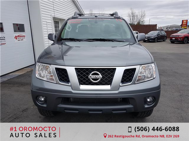 2019 Nissan Frontier PRO-4X (Stk: 665) in Oromocto - Image 2 of 16