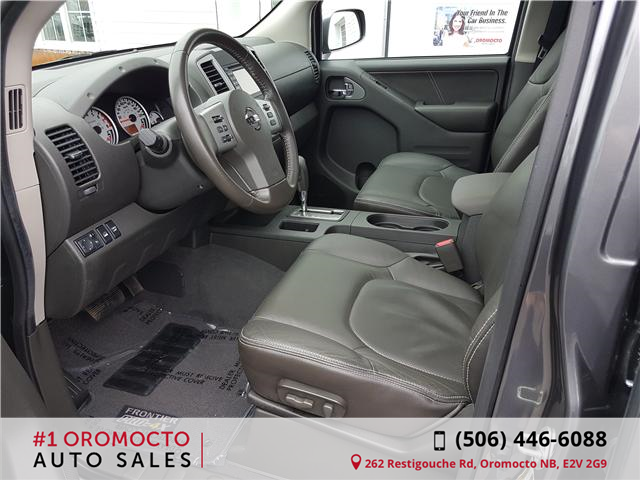 2019 Nissan Frontier PRO-4X (Stk: 665) in Oromocto - Image 7 of 16