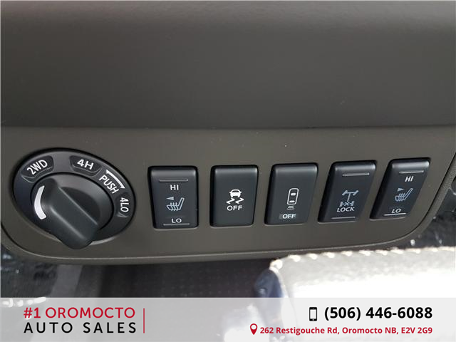 2019 Nissan Frontier PRO-4X (Stk: 665) in Oromocto - Image 12 of 16