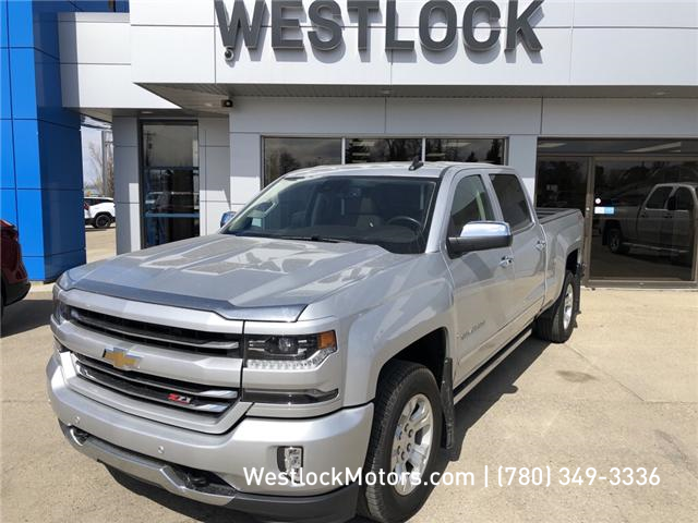 2017 Chevrolet Silverado 1500  (Stk: 19T88A) in Westlock - Image 1 of 17