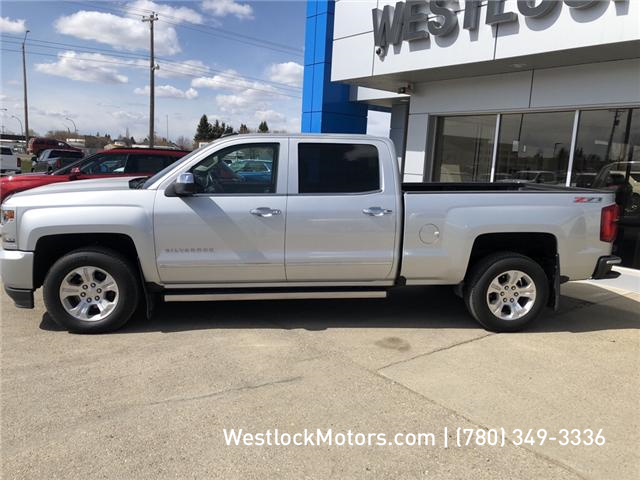 2017 Chevrolet Silverado 1500  (Stk: 19T88A) in Westlock - Image 2 of 17