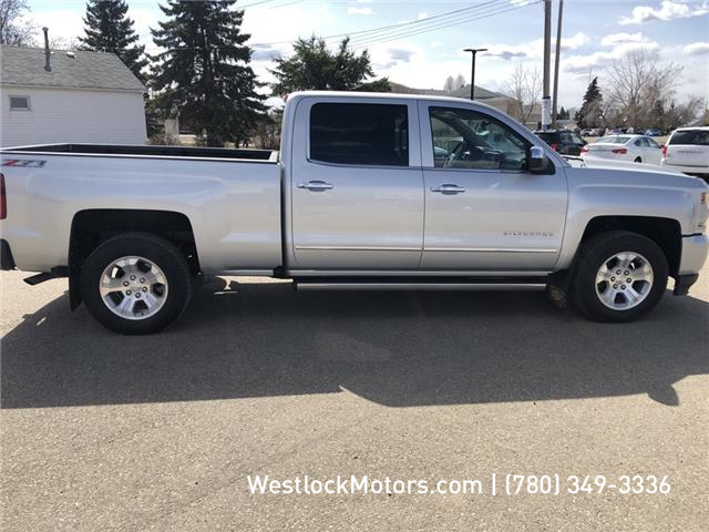 2017 Chevrolet Silverado 1500  (Stk: 19T88A) in Westlock - Image 6 of 17