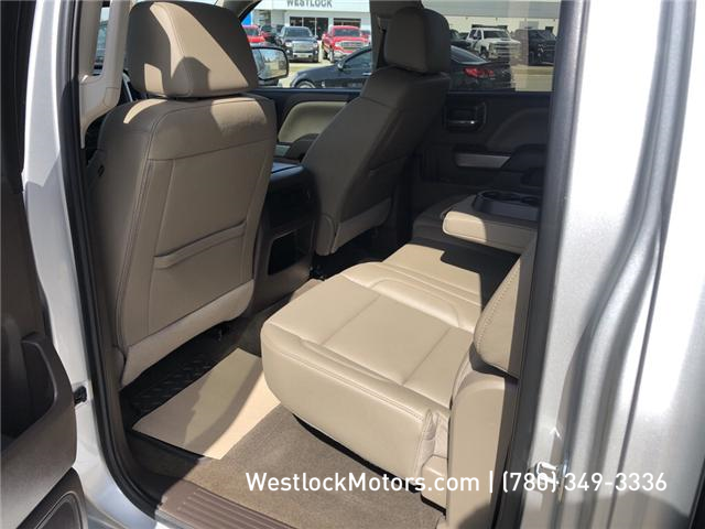 2017 Chevrolet Silverado 1500  (Stk: 19T88A) in Westlock - Image 12 of 17